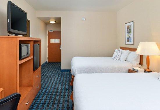 Эльк-Гроув, Калифорния: Queen/Queen Guest Room