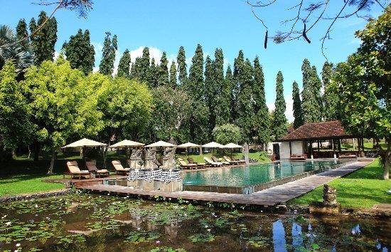 The Chedi Club Tanah Gajah, Ubud, Bali – a GHM hotel: Perfect resort bali ubud