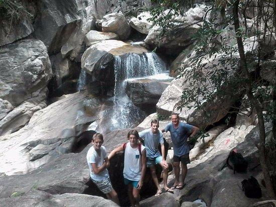 Pham Tours: waterfall