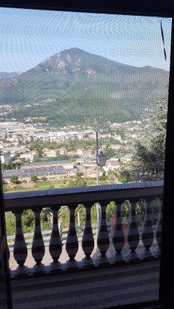 La Torretta Bianca : Vista dalla stanza