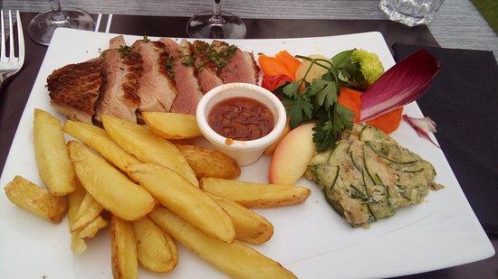 La Villa Restaurant Pleneuf