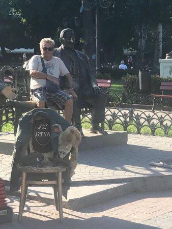 Monument to L. Utesov: photo0.jpg