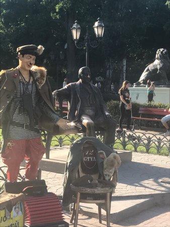 Monument to L. Utesov: photo1.jpg