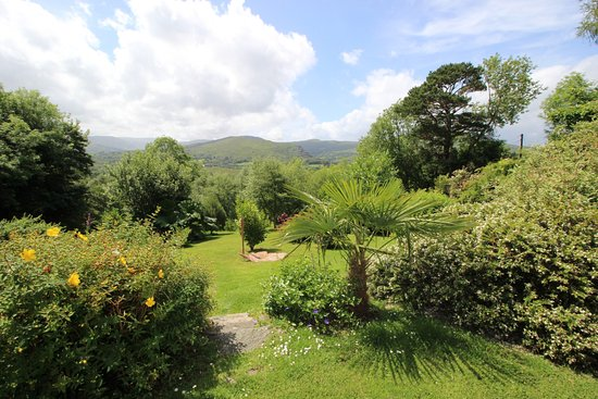 Kenmare, Irland: 2 acres of fantasy in nature