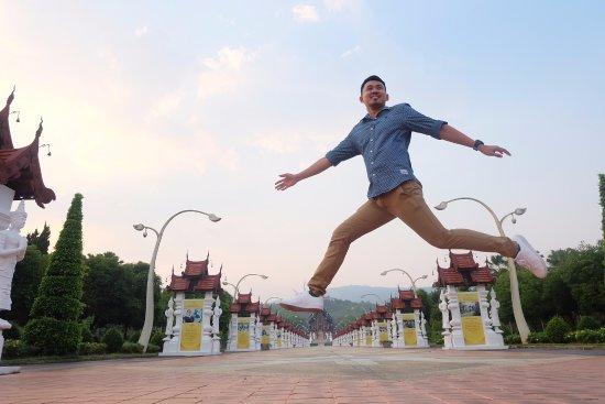 Royal Park Rajapruek: มาดูหอคำของข้า