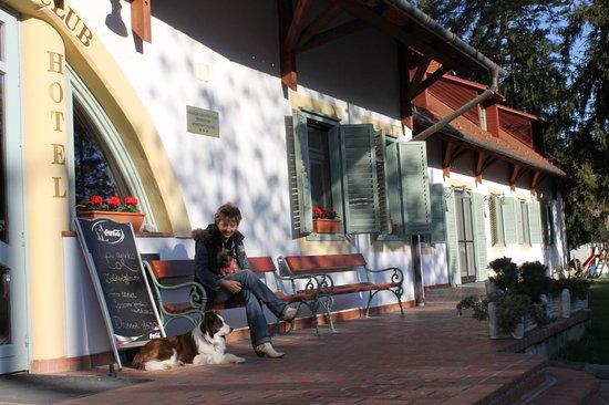 Abbázia Country Club: Csend, nyugalom, kényelem az ország sarkában - kutyával
