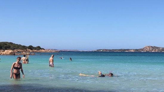 Cannigione, Italie : Spiaggia Le Piscine