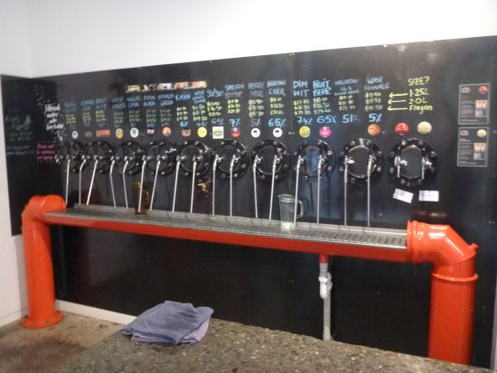 Invercargill, Neuseeland: Brauerei
