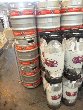 Invercargill, Nueva Zelanda: Brauerei