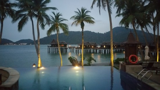 Malesia: wonderful Pankor Laut Resort