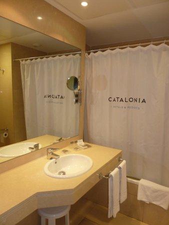 Viana, Espanha: Cuarto de baño