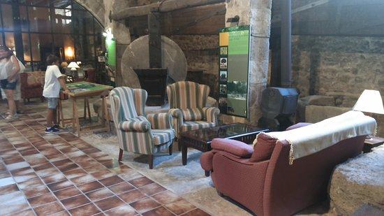 Hotel Moli De L'Hereu: Museo del aceite