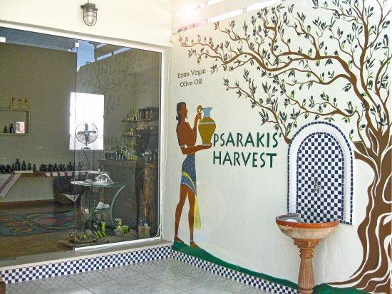 Psarakis' Harvest