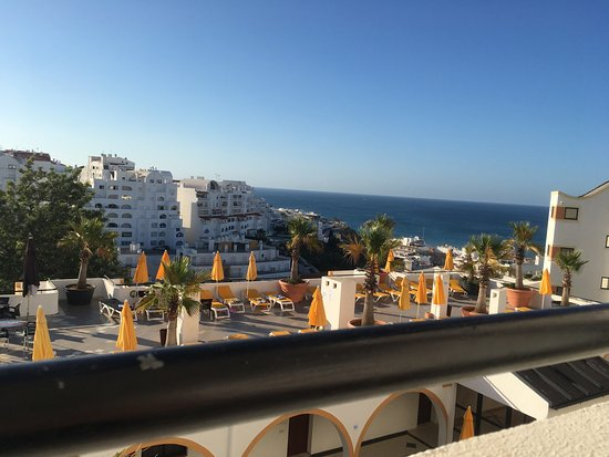 Cerro Malpique Aparthotel : View from the room, 502