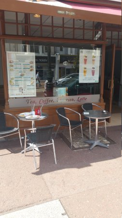 Bexhill-on-Sea, UK: Poppins Cafe