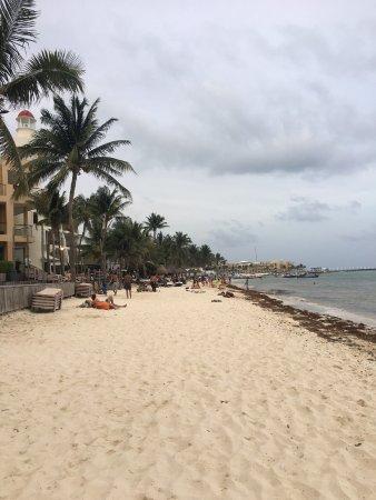 Residences El Faro: beach