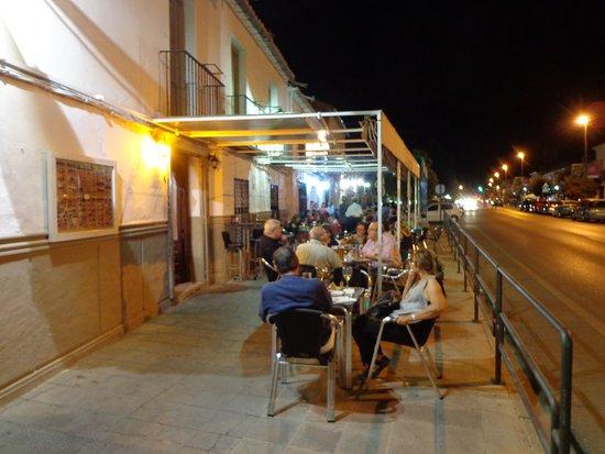 Terraza Vip Picture Of La Tabernilla De Almagro Tripadvisor