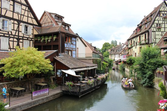 check out 10fad 6e065 Carina - Recensioni su Little Venice, Colmar - TripAdvisor