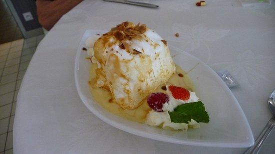 Beaumont Pied De Boeuf, Fransa: Un dessert