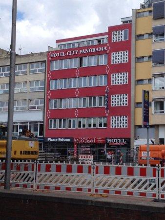 Hotel City Panorama Foto