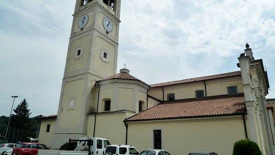Prato Sesia, Italy: Chiesa di San Bernardo