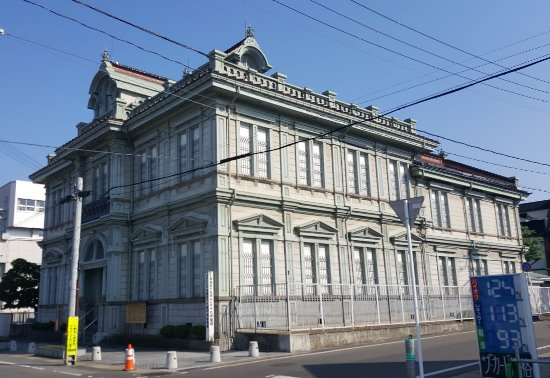Former Fifty-Ninth Bank Aomori Bank Museum: 旧第五十九銀行弘前支店