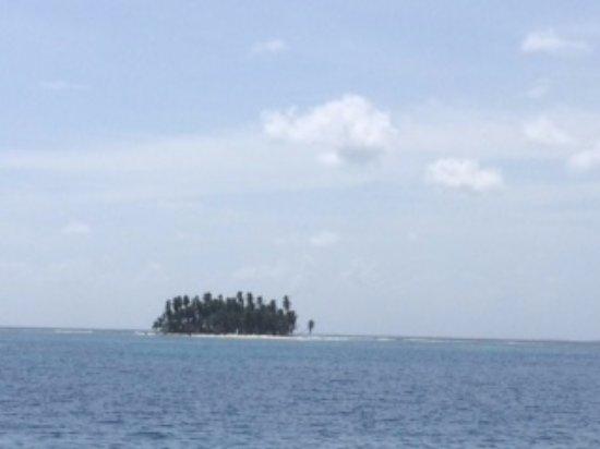 El Porvenir, Panama: Otro islote