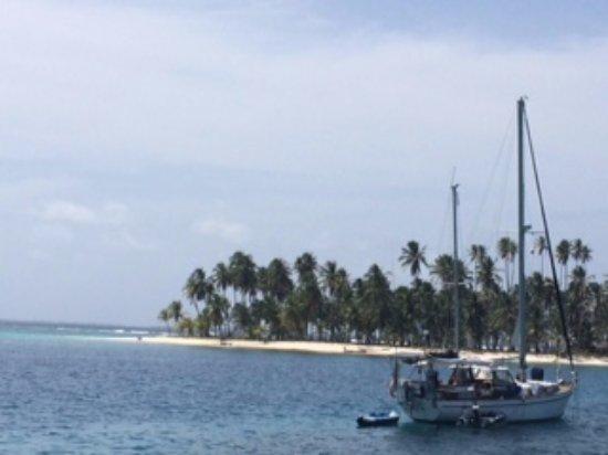 El Porvenir, Panama: Vamos a la playa