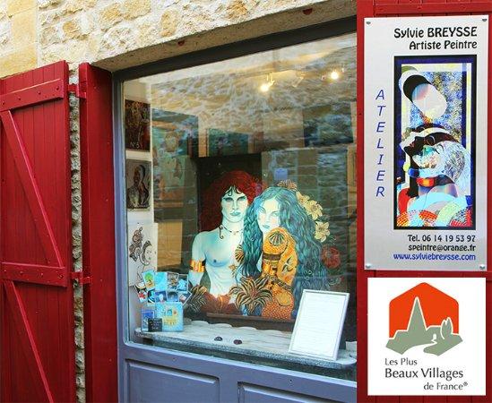 Artiste Peintre Atelier Galerie