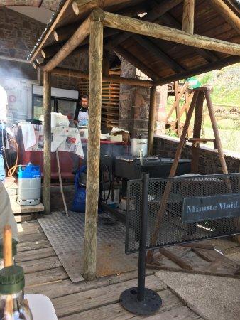 Astun, Espanha: Brasa de verano