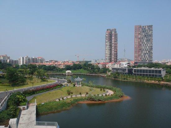 Yangjiang, Çin: 五星級酒店,附近有大型商場