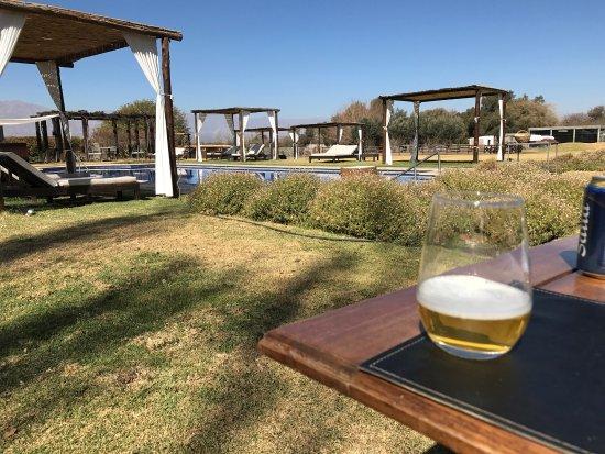 Patios de Cafayate Wine Hotel: Relax