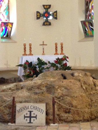 Distrito Norte, Israel: Mensa Christi