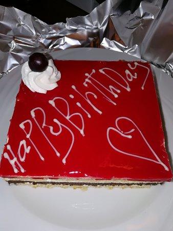 my son birthday cake Picture of Desert Rose Resort Hurghada