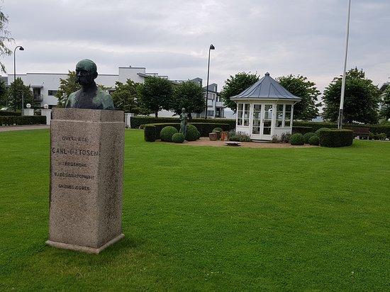 Skodsborg, Denmark: Tak for dejlig ophold