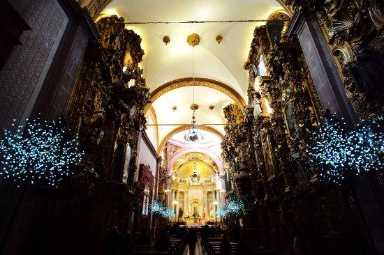 Parroquia del Sagrado Corazon de Jesus Templo de Santa Clara