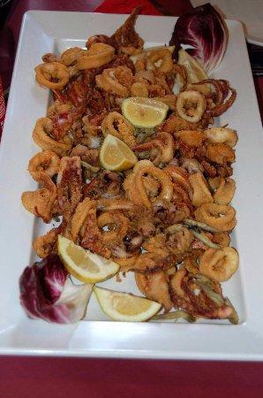 Ai Vecchietti di Minchiapititto: Fritto di pesce