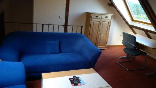 Avantgarde hotel hattingen duitsland foto 39 s reviews en prijsvergelijking tripadvisor - Kleedkamer voor mansard kamer ...
