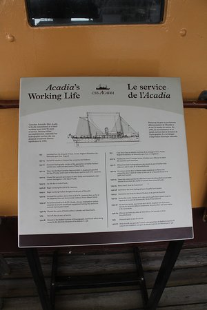 C.S.S. Acadia: CSS Acadia