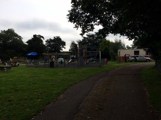 Ormesby St. Margaret, UK: Anther of playground 2