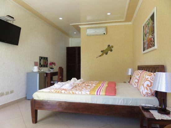 Malapascua Garden Resort: Super Deluxe Zimmer
