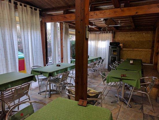 Pizzeria la veranda lecco restaurantanmeldelser for Piani di veranda anteriore
