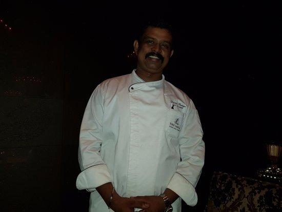 Jamavar: Chef Chef Debdash