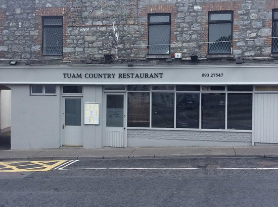Front of Tuam Country Restaurant