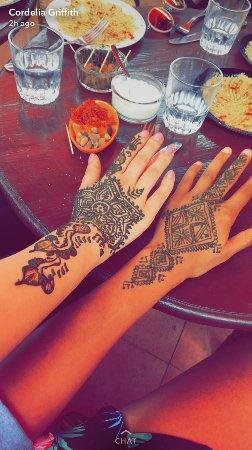 Henna cafe : Henna 2