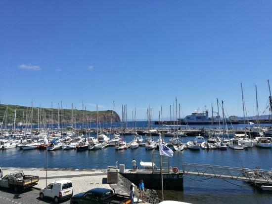 The Marina of Horta