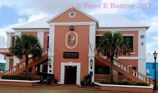 St George's Town Hall, Bermuda