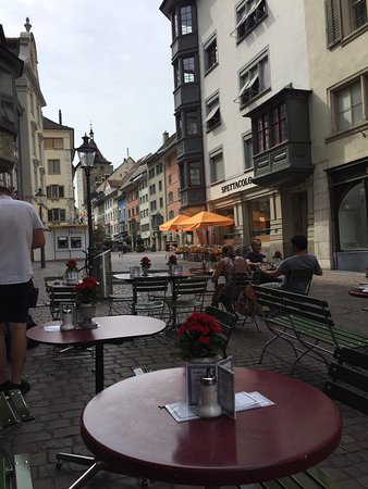 Cafe Vordergasse