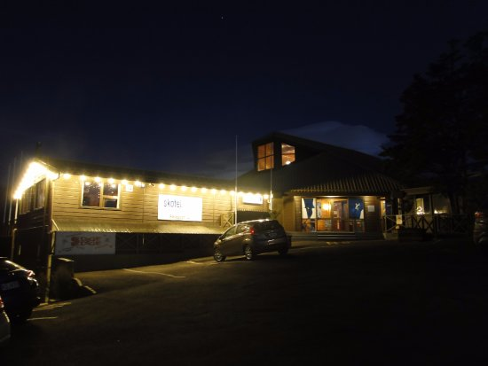 Skotel Alpine Resort: Ingresso 2