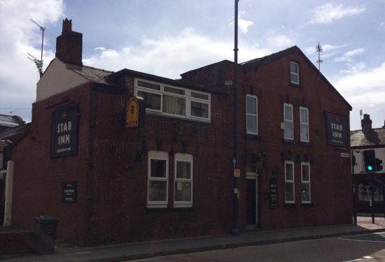 Ashton-under-Lyne, UK: Star Inn